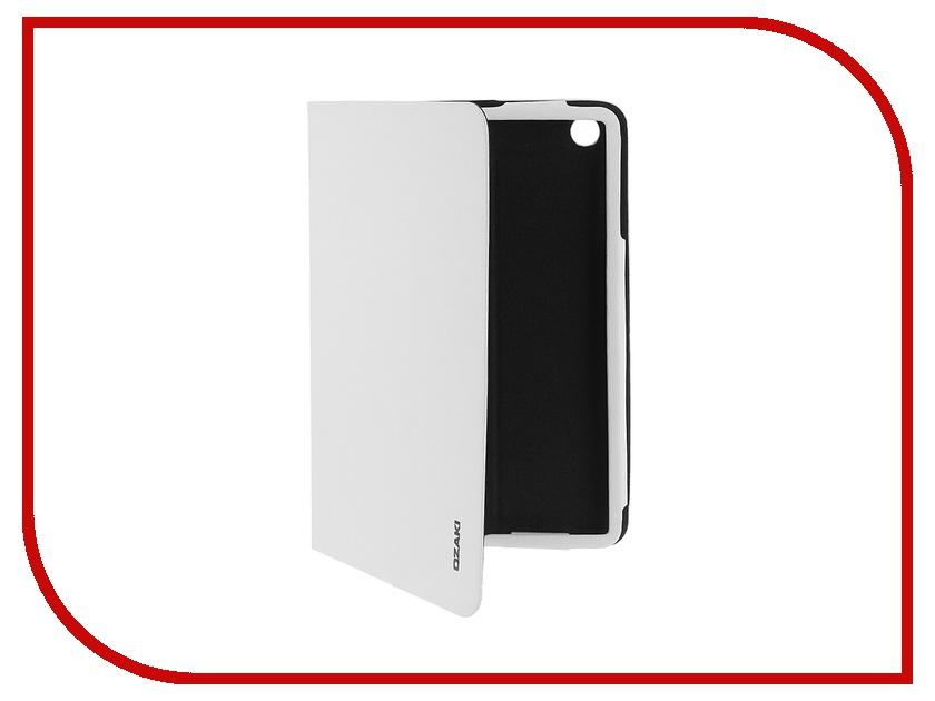 Аксессуар Чехол Ozaki O!coat Slim для APPLE iPad mini Retina OC114WH White<br>