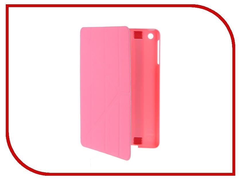 Аксессуар Чехол Ozaki O!Coat Slim-Y для APPLE iPad mini Retina OC116PK Pink