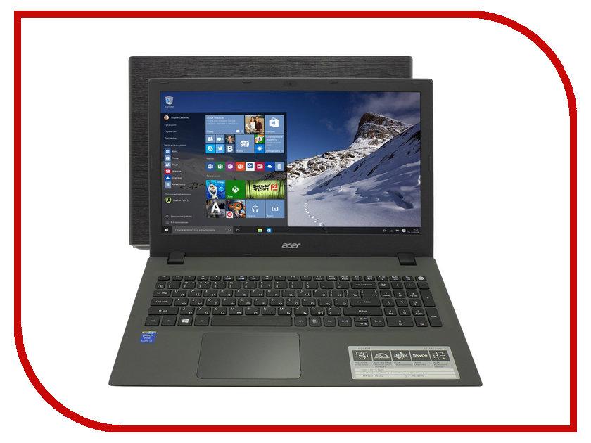 Ноутбук Acer Aspire E5-573-57Y6 NX.MVHER.039 Intel Core i5-5200U 2.2 GHz/4096Mb/500Gb/DVD-RW/Intel HD Graphics/Wi-Fi/Bluetooth/Cam/15.6/1366x768/Windows 10 64-bit 322775<br>