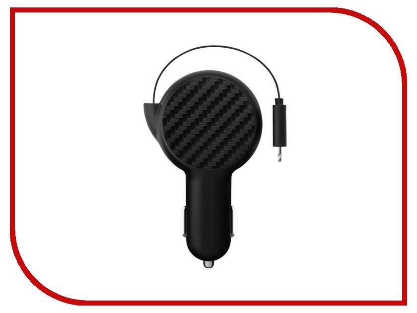 Зарядное устройство Ozaki O!tool Black Carbon OT282CBK<br>