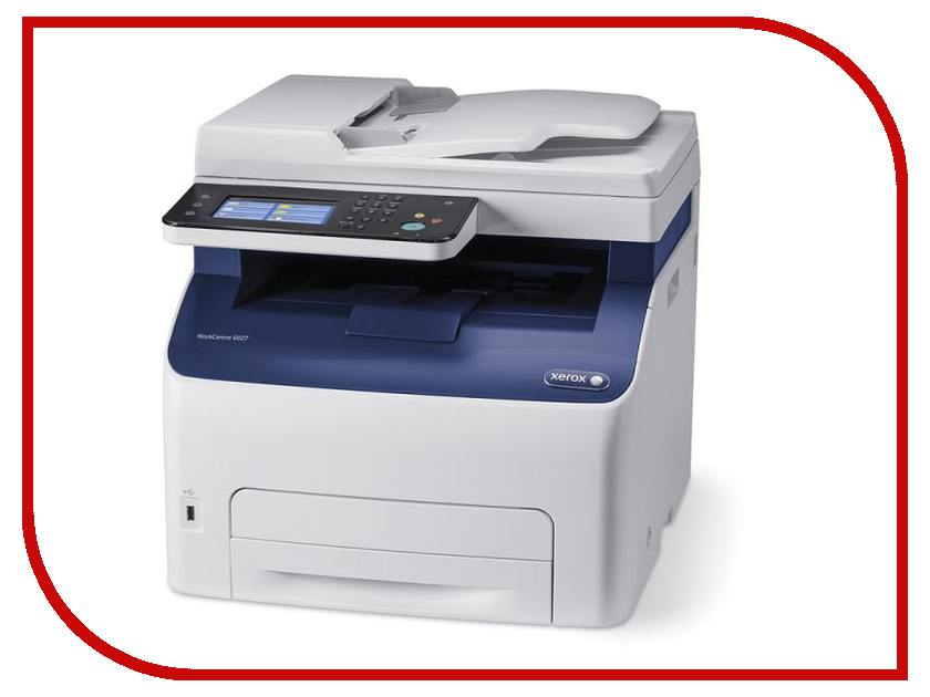 МФУ Xerox WorkCentre 6027V/NI