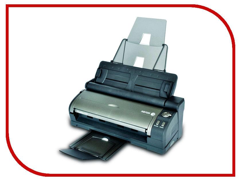 Сканер Xerox DocuMate 3115 сканер протяжной dadf xerox documate 4440i 100n02942