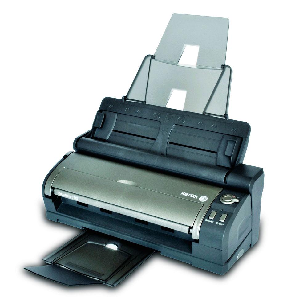 Сканер Xerox DocuMate 3115