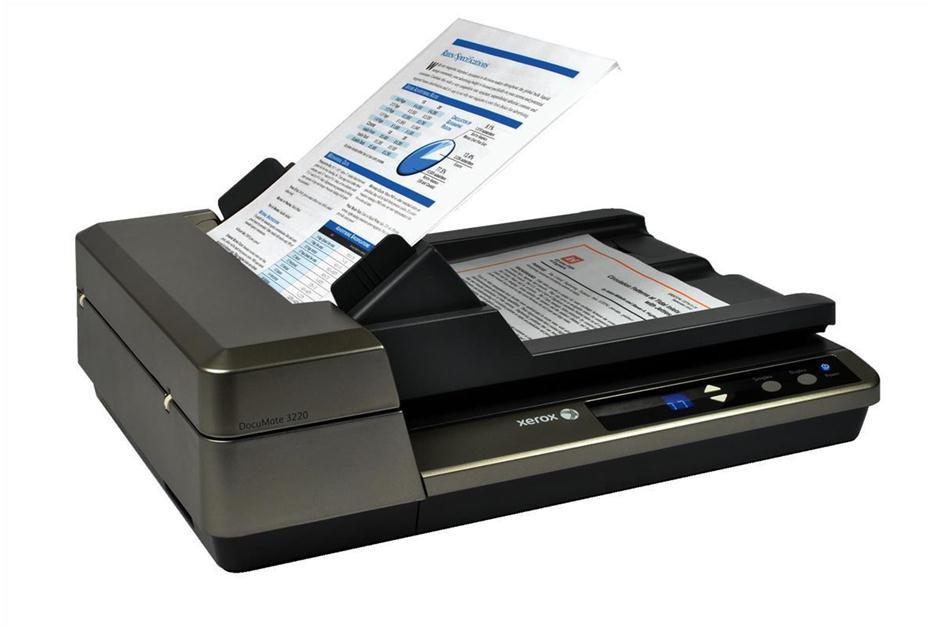 Сканер Xerox DocuMate 3220 цена