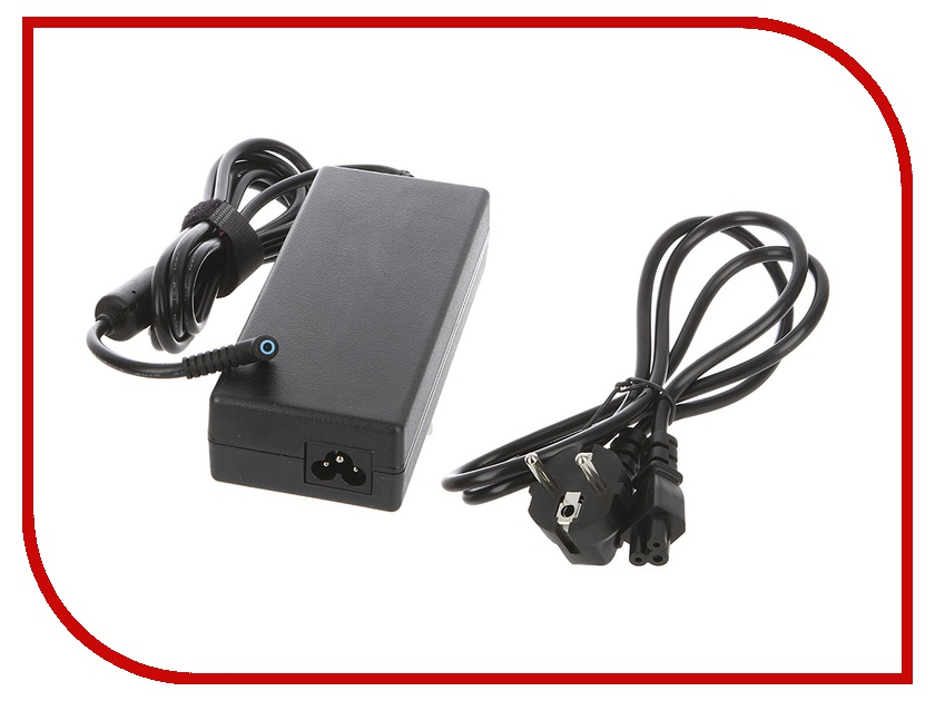 Блок питания Tempo LAC-HP12 19.5V 6.15A 4.5x3.0mm 120W для HP Envy 645156-001/HSTNN-CA25/PA-1121-62HE<br>