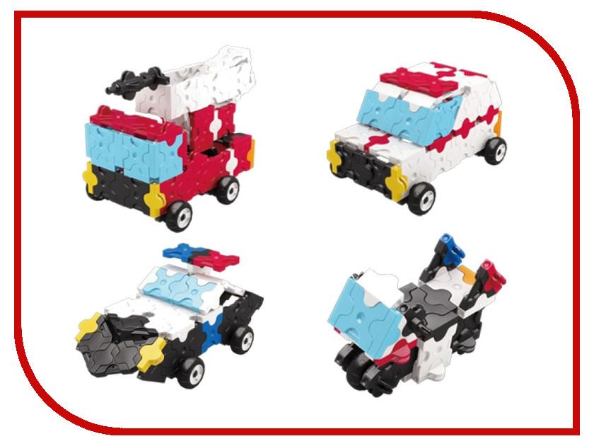 Игрушка Конструктор LAQ Hamacron Constructor Fire Truck