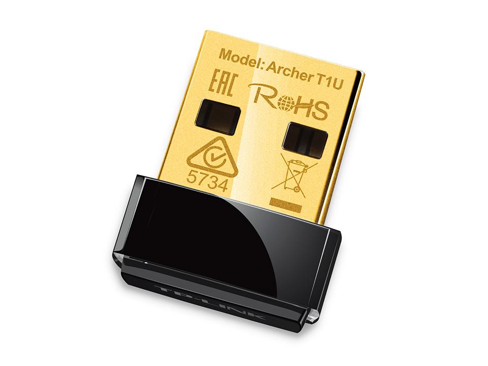 Wi-Fi адаптер TP-LINK Archer T1U