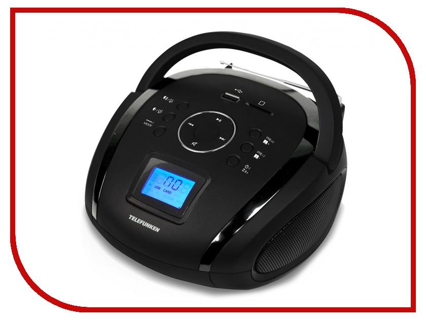 Радиоприемник Telefunken TF-SRP3449 Black