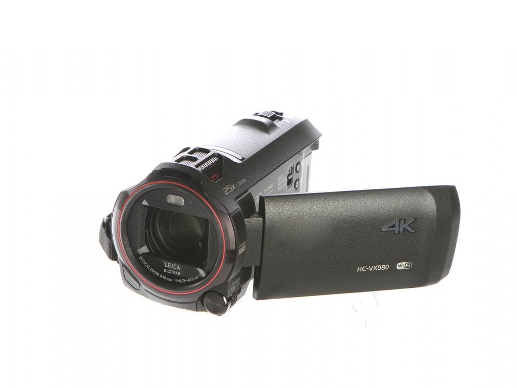 Фото - Видеокамера Panasonic HC-VX980 видеокамера