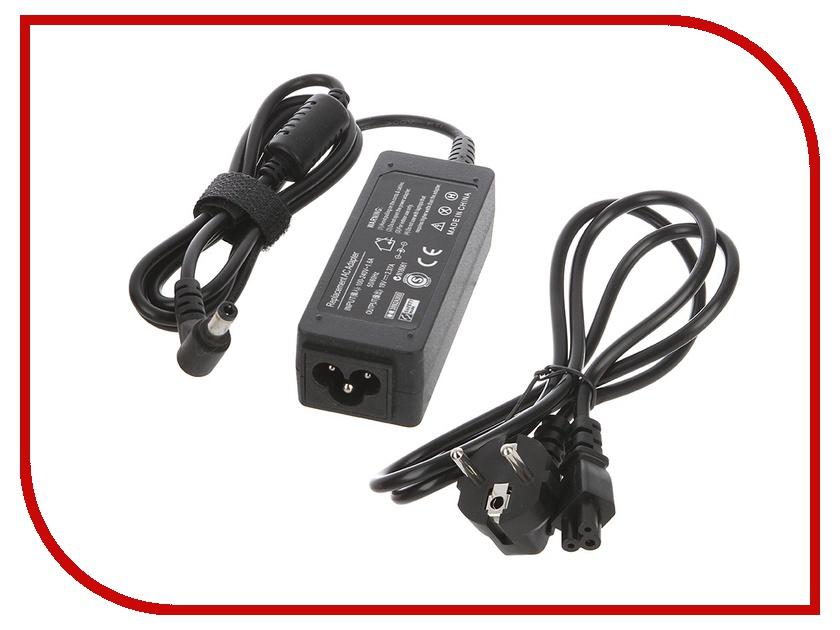 Блок питания Tempo LAC-TO02 19V 2.37A 5.5x2.5mm 45W для Toshiba Ultrabook Portege Z830/Z930 Satellite C650/C655/L745/L950/L955/U920/U940/T215/T235 Series<br>