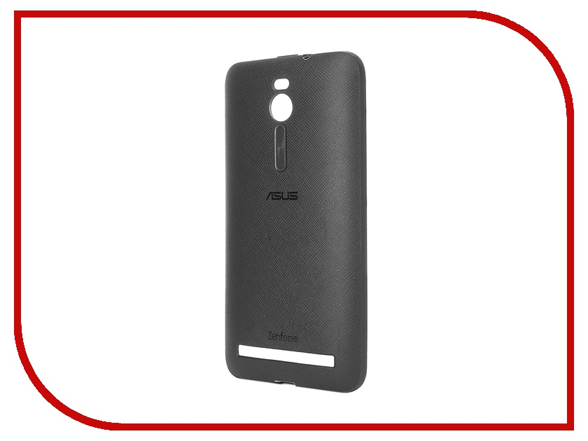 Аксессуар Чехол ASUS ZenFone 2 ZE550ML/ZE551ML Bumper Case Black 90XB00RA-BSL2N0<br>