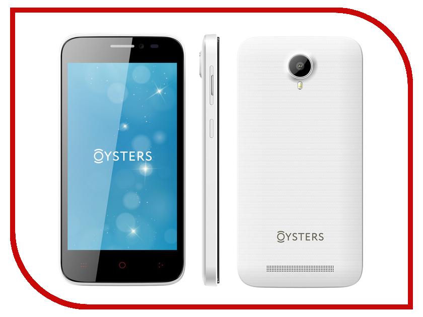 Сотовый телефон Oysters Atlantic V White<br>