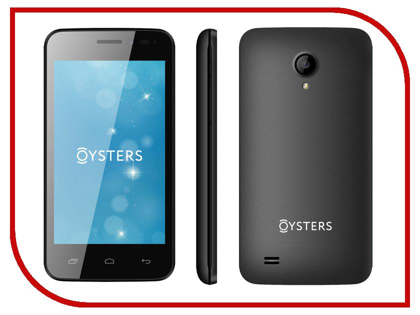 Сотовый телефон Oysters Indian V Black<br>