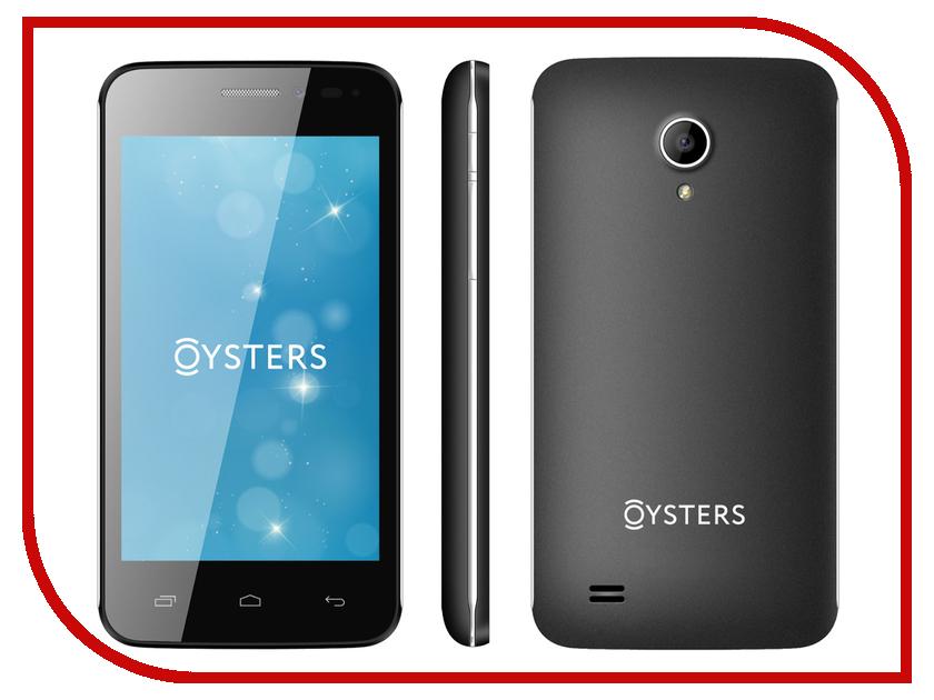 Сотовый телефон Oysters Indian V Black-White