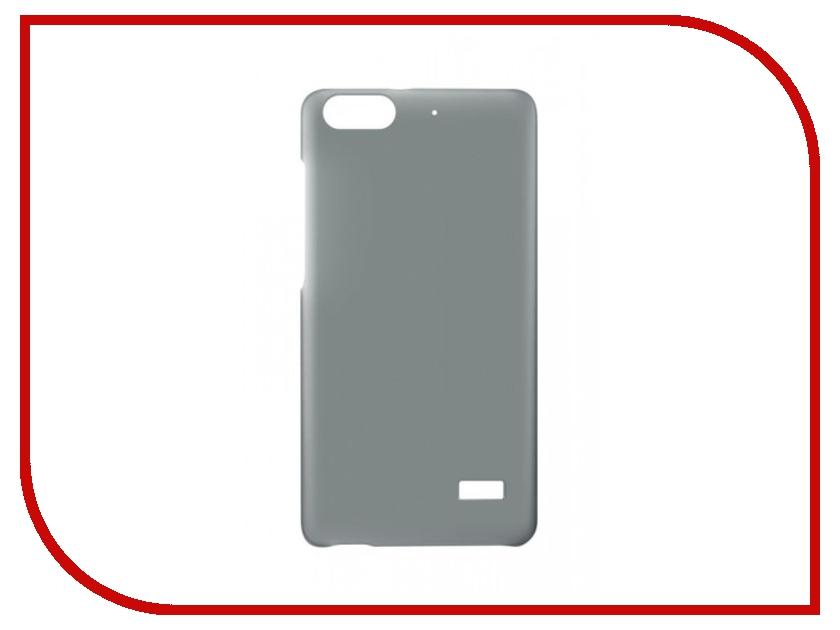 Аксессуар Чехол Huawei Honor 4C Grey<br>