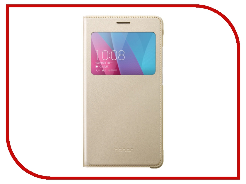 ��������� ����� Huawei Honor 5X Smart Cover Gold