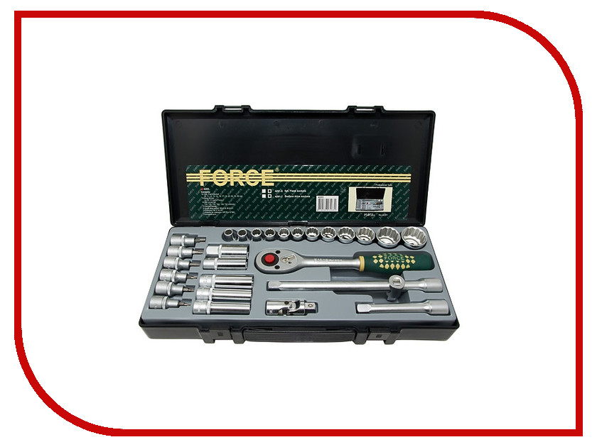 Набор инструмента Force 4291 kingcamp 4291 airporter page 1