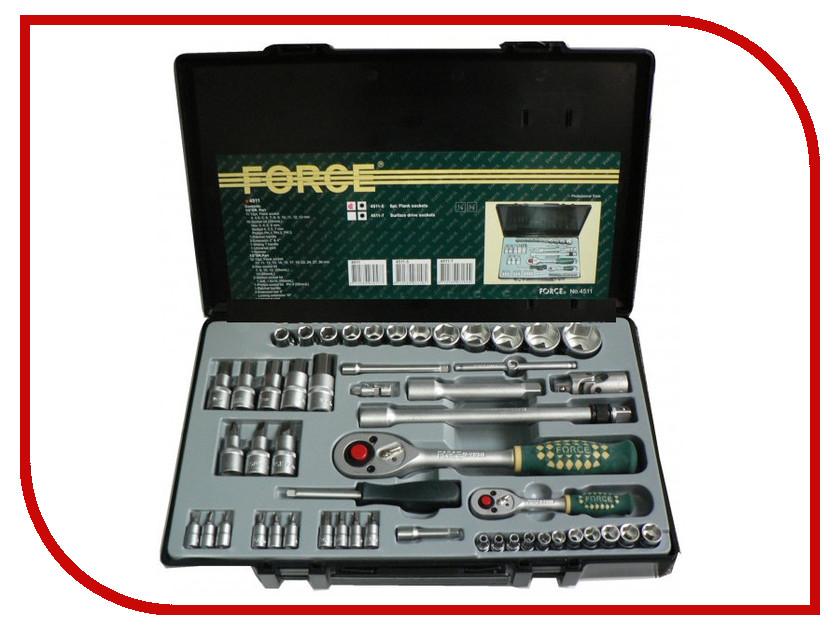 Набор инструмента Force 4511-5<br>