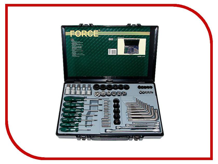 Набор инструмента Force 4651<br>