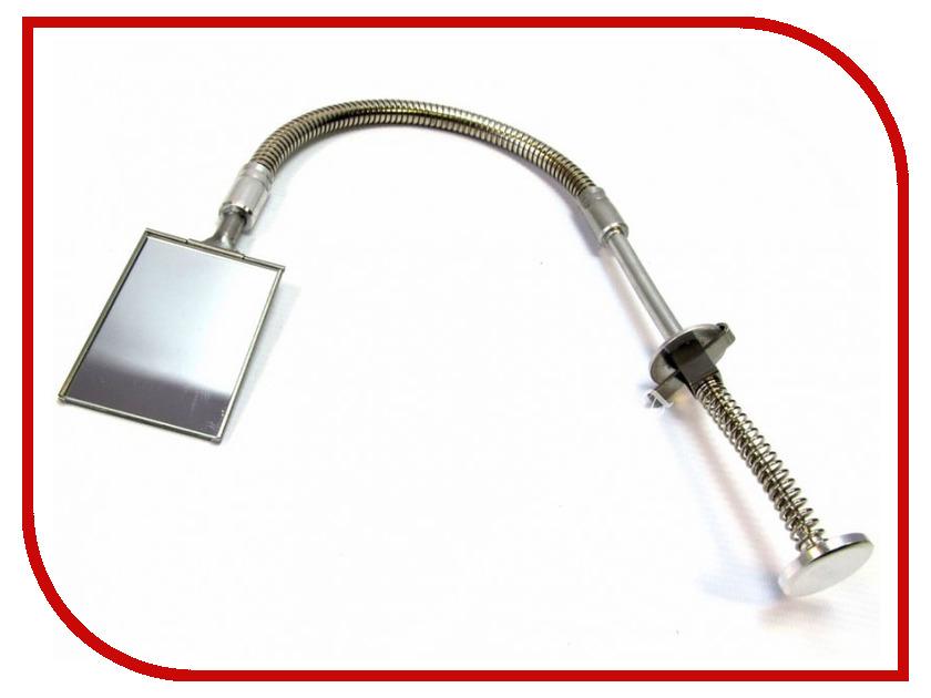 Инструмент Force 61703 - досмотровое зеркало с дистанционным управлением, на гибком вале<br>