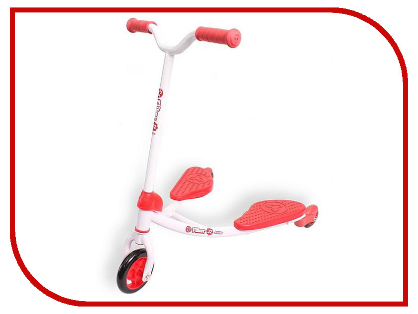 Самокат Y-BIKE Fliker Junior Red YFJ2R