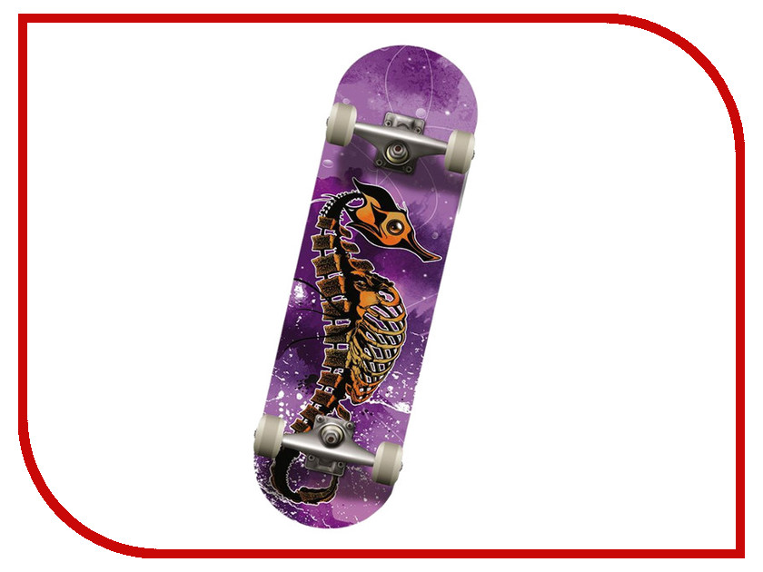 цена на Скейт Спортивная Коллекция SC Seahorse Mini-board