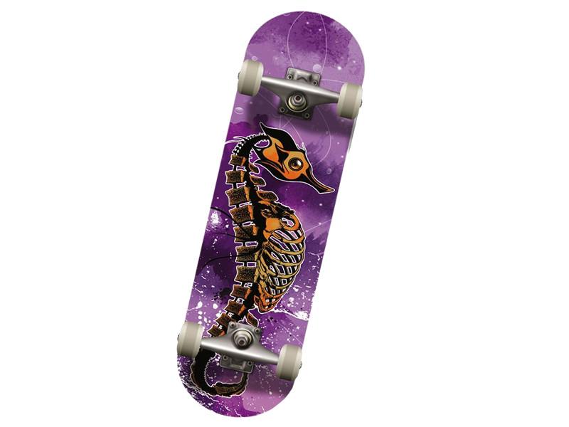 Скейт Спортивная Коллекция SC Seahorse Mini-board цена