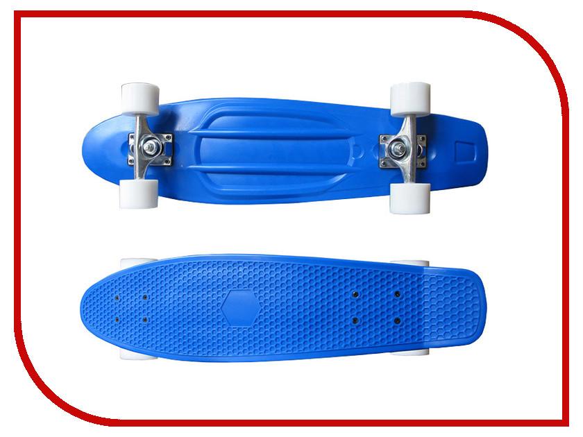 Скейт Maxcity MC Plastic Board Big Blue<br>