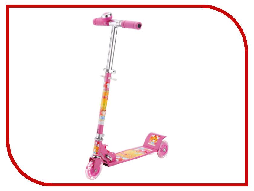 Самокат Maxcity MC Bell Pink
