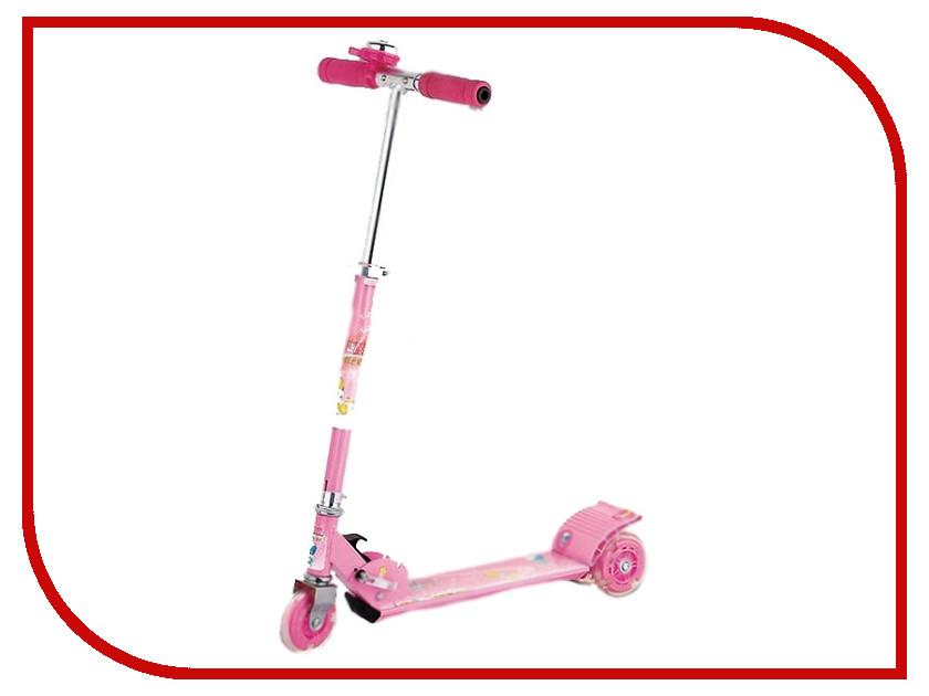 Самокат Maxcity MC Kitty Pink