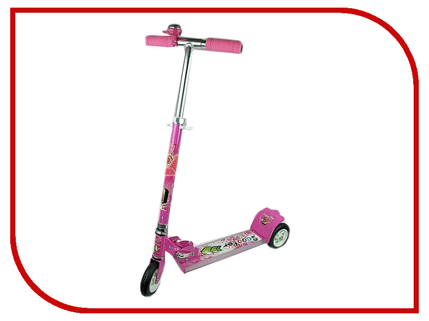 Самокат Maxcity MC Junior Pink<br>