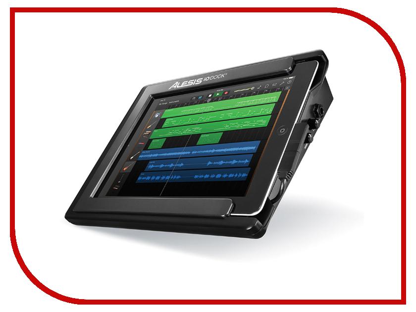 Аудиоинтерфейс Alesis IO Dock II midi контроллер alesis sample pad
