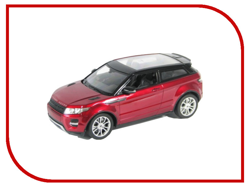 цены  Игрушка Pilotage Range Rover Evoque Red RC16662