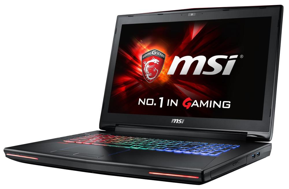 Ноутбук MSI GT72 6QD-844RU 9S7-178211-844 Intel Core i7-6700HQ 2.6 GHz/16384Mb/1000Gb/DVD-RW/nVidia GeForce GTX 970M 3072Mb/Wi-Fi/Bluetooth/Cam/17.3/1920x1080/Windows 10 64-bit<br>
