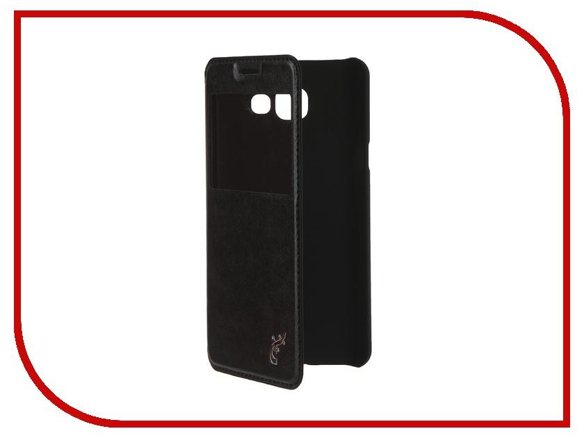 Аксессуар Чехол Samsung Galaxy A5 2016 G-Case Slim Premium Black GG-677<br>