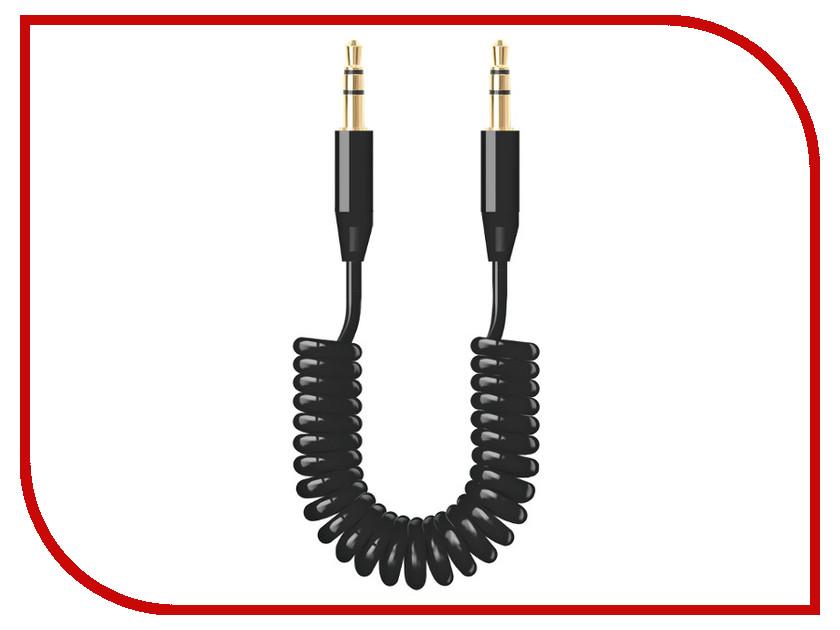 все цены на  Аксессуар Deppa AUX 3.5mm 1.2m Black 72155  онлайн