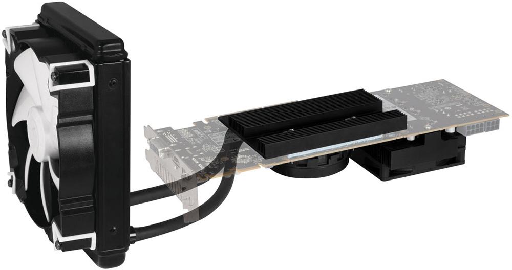 Водяное охлаждение Arctic Cooling Accelero Hybrid III - 120 ACACC00027A-B<br>