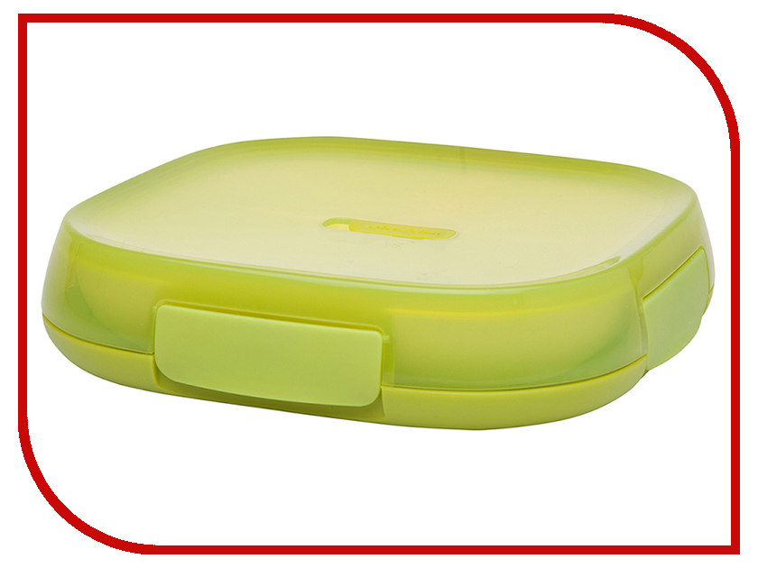 Ланч-бокс Aladdin Lunch Plate 0.85L Light Green 10-01546-002