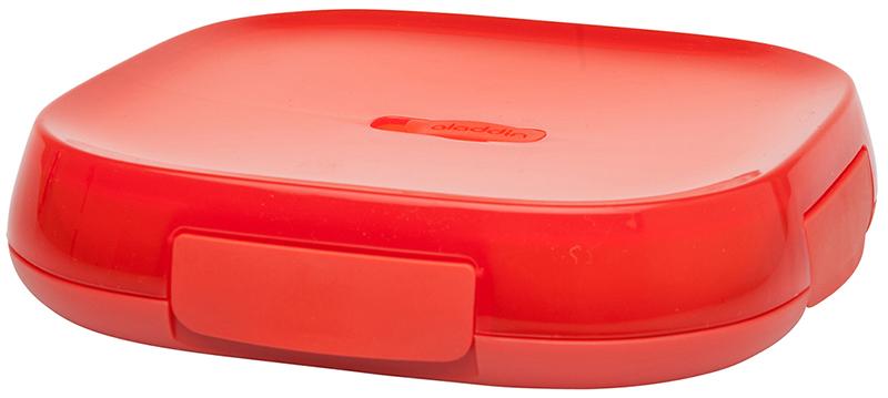 Ланч-бокс Aladdin Lunch Plate 0.85L Red 10-01546-001<br>