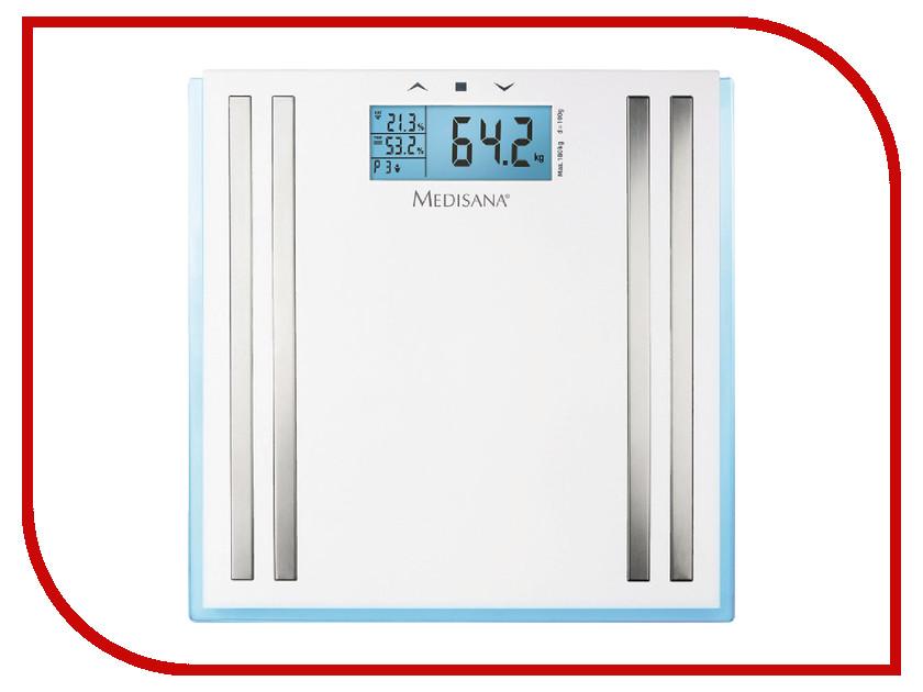 Весы напольные Medisana ISA 40480 весы напольные medisana 40470 pss чёрный