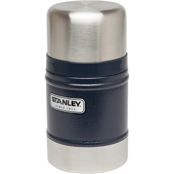 Термос Stanley Classic Vacoom Flask 0.5L Dark Blue 10-00811-013<br>
