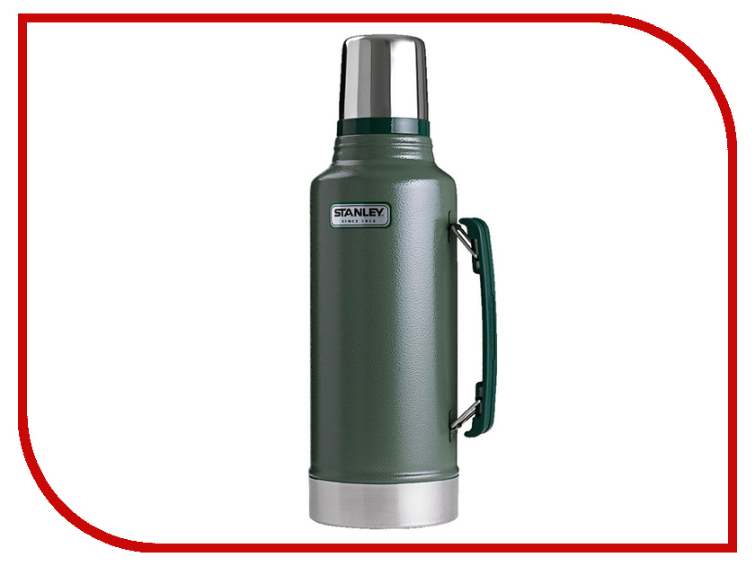 Термос Stanley Legendary Classic 1.9L Dark Green 10-01289-036