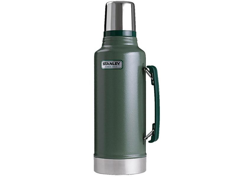 Термос Stanley Legendary Classic 1.9L Dark Green 10-01289-036