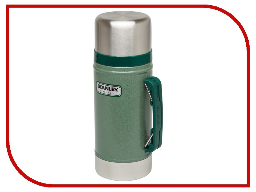 Термос Stanley Legendary Classic Food Flask 700ml Dark Green 10-01229-020 термос stanley classic vacoom flask 500ml dark blue 10 00811 013
