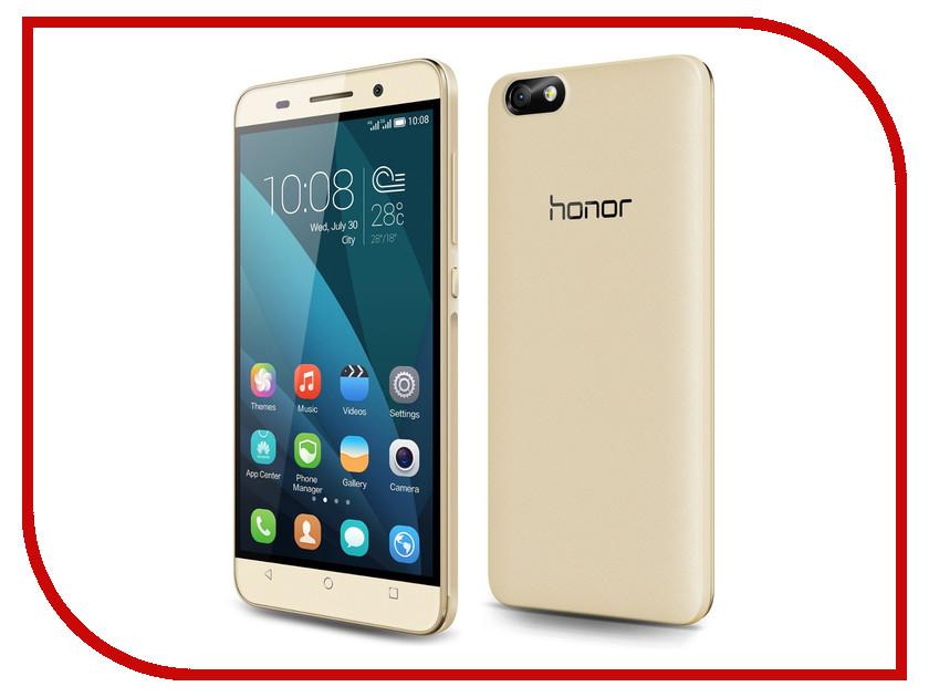 Сотовый телефон Huawei Honor 4X Gold<br>