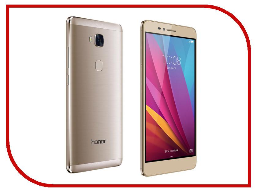 купить Сотовый телефон Huawei Honor 5X Gold недорого