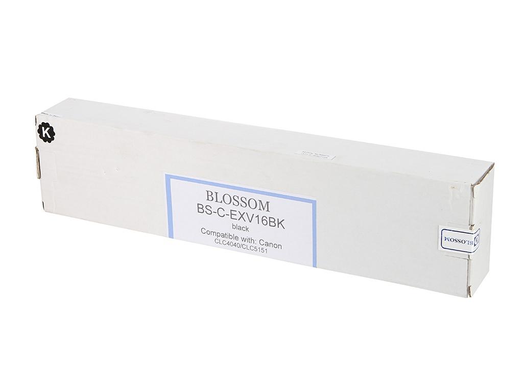 Картридж Blossom BS-C-EXV16BK для Canon iR CLC4040/CLC5151 Black