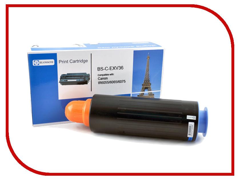 Картридж Blossom BS-C-EXV36 для Canon iR 6055/6065/6075 Black<br>