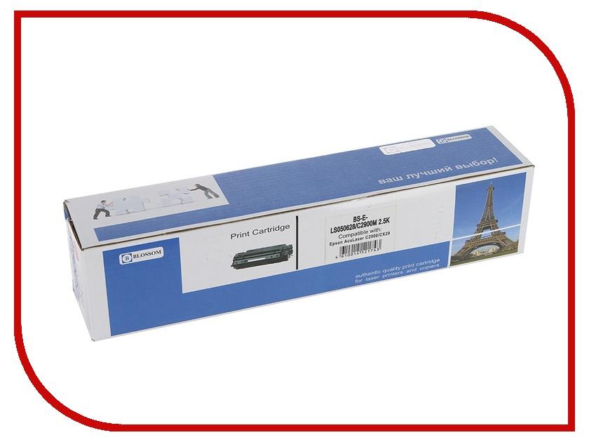 Картридж Blossom BS-EPLS050628 для Epson AcuLaser C2900DN/C2900N/CX29NF Magenta<br>