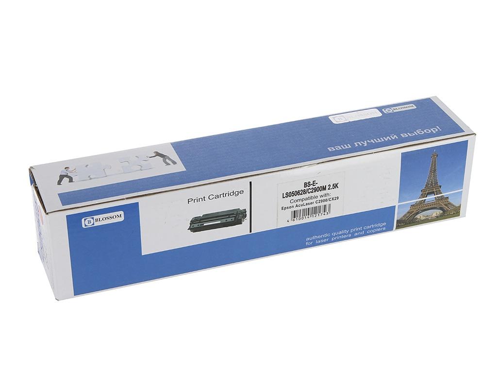Картридж Blossom BS-EPLS050628 для Epson AcuLaser C2900DN/C2900N/CX29NF Magenta